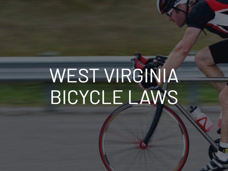 west virginia bike laws