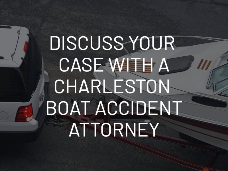 charleston boat accident attorney