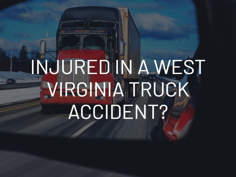 west virginia truck accident lawyer